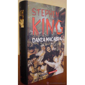 Stephen King - Danza Macabra . Nueva Edición Tapa Dura