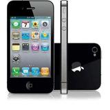 Iphone 4s 16gb Original Novo Vitrine+nf+capa+película Vidro