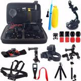 Kit Completo Accesorios Gopro Y Action Cam 24 En 1 - Oferta