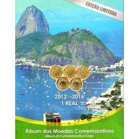 Álbum Completo Das Olimpíadas Rio 2016 Fc Promoção