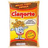 Milho De Pipoca Doce Gourmet 5kg + 500g De Açucar Gourmet
