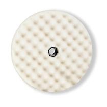 Borla De Esponja Para Pulir Blanca Doble Cara 3m Auto 5706
