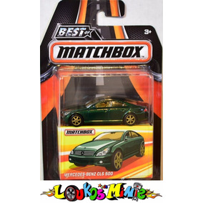 Matchbox Best Mercedes-benz Cls 500 2016 Lacrado 1:64