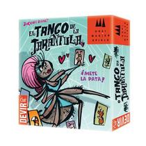 El Tango De La Tarántula. Juego De Mesa