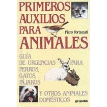 Primeros Auxilios Para Animales / Fortunati / Envío Gratis
