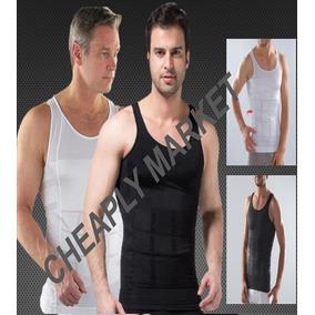 Camisa Faja Para Hombre Reductora Correctora De Postura Slim