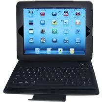 Funda Piel Teclado Bluetooth Ipad 2 3 4 Air Stylus De Regalo
