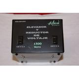 Convertidor Voltaje 120 220 V 1500 W Elevador Reductor Sol1