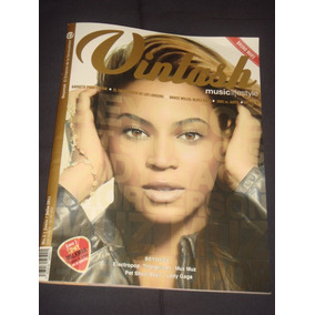 Beyonce Revista Vintash Musuc Lifestyle