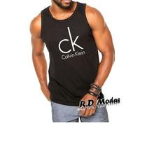 Camiseta Regata Calvin Klein Mega Promoção A Melhor!!