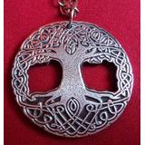 Colgante Arbol De La Vida Celta Vikingo
