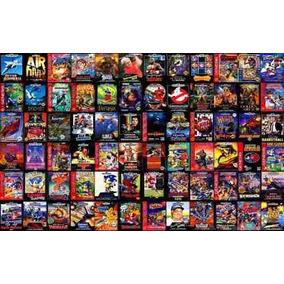 1400 Patchs + Cartão Sd Para Mega Drive Portátil - Md Play