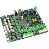 Combo Mother Biostar + Intel Core 2 Duo E4600 + 1 Gb Ram