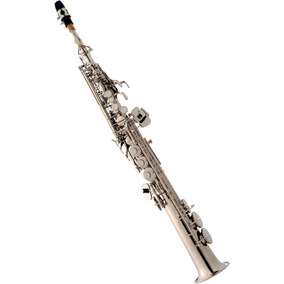 Saxofone Soprano Reto Eagle Sp502 Em Sib (bb) Com Case - Niq