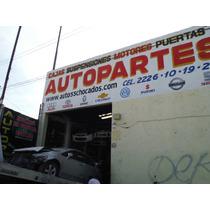Honda Civic 2007 Automatico Partes Refacciones Desarmo