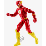 Justice League Action The Flash Dc Ffx34 Figura Heroe *