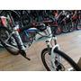 Bicicleta 26 Freno A Disco Aluminio Spy Horquilla C/bloqueo