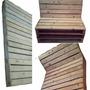 Mueble Sofa/cama/mesa/taburete/camastro Madera Rustico Exter