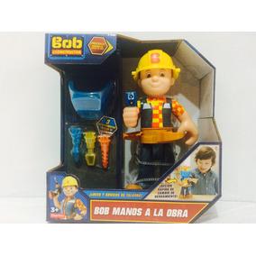 Bob El Constructor Manos A La Obra! Con Envio Ffn24 46gt