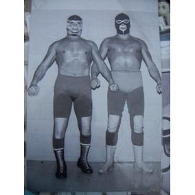 Fotos De Luchadores Enmascarados, Blue Demon