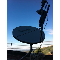Antena Internet Satelital Modem Hn7000s Manual Instalacion