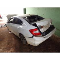 Quebra Vento Porta Honda Novo Civic 2014 2015 Original