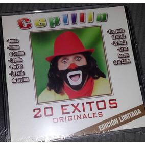 Cd Cepillin 20 Exitos