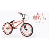 Bicicleta Bmx Fit Bike Co. Benny 1 Rojo - Ft051006