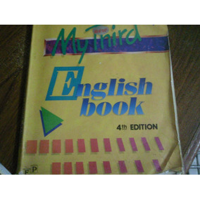 Libro Ingles My Third English Book Cuarta Edicion