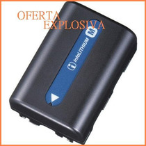 Bateria Recargable Np-fm50 Camara Video Sony Dcr-trv530