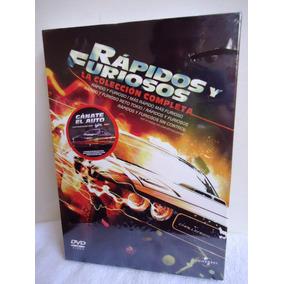 Rapidos Y Furiosos Pentalogia Coleccion Peliculas En Dvd