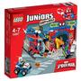 Lego Junior 10687 Spiderman Set La Guarida Original