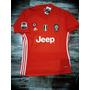 Camiseta Adidas Juventus Fc Italia Arquero Naranja 2017/18