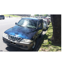 Ssangyong Musso 2005 602 2.9 Tdi 4x4 Full