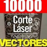 Vectores Corte Laser + 10 000 Diseños Cnc P Corel 2017