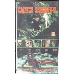Pelicula Vhs Caceria Sangrienta (surviving The Game) Pyf