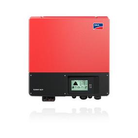 Inversor Solar Fotovoltáico Sma Sunnyboy 3000tl A La Red