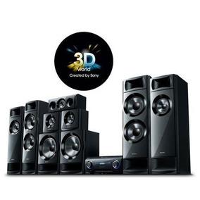 Home Sony Muteki 7.2 3d 2014w M77, 4k, Usb, Arc, Bluetooth