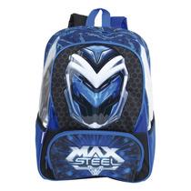 Mochila Infantil Max Steel 17y 64542 Azul