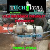 Caja Sincrónica De Chevrolet C10 C30