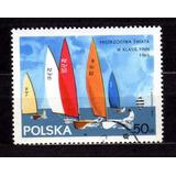 Polonia 1965 * Veleiros Classe Finn