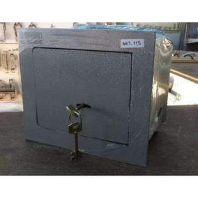 Caja Fuerte De Seguridad P/ Empotrar / Embutir Sherman