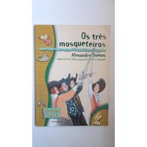 Os Três Mosqueteiros Alexandre Dumas Telma Guimaraes Castro