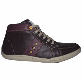 Sapatenis Bota Shoes Grand Lona Chumbo Tamanho Grande