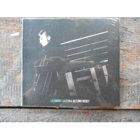 Leandro Lacerna Ultimo Reset Rock Indie Cd Ed. Argentina