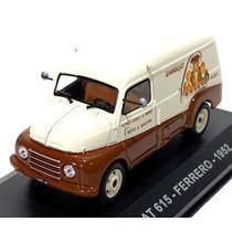 Fiat 615 1952 Ferrero 1/43 Atlas
