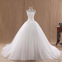 Vestido Noiva Princesa Armado Baile Casamento Importado