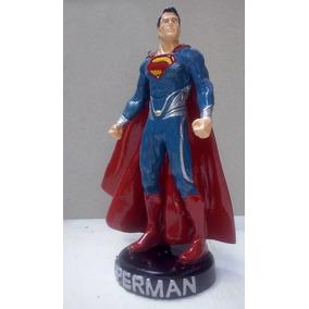 Super Homem - Boneco Em Resina.