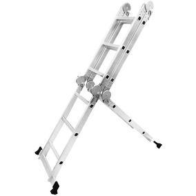 Escalera Articulada 3.5mts Plegable Aluminio Multifuncional,