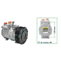 Compressor Ar Condicionado Gol Parati Saveiro G3 G4 1.6 1.8